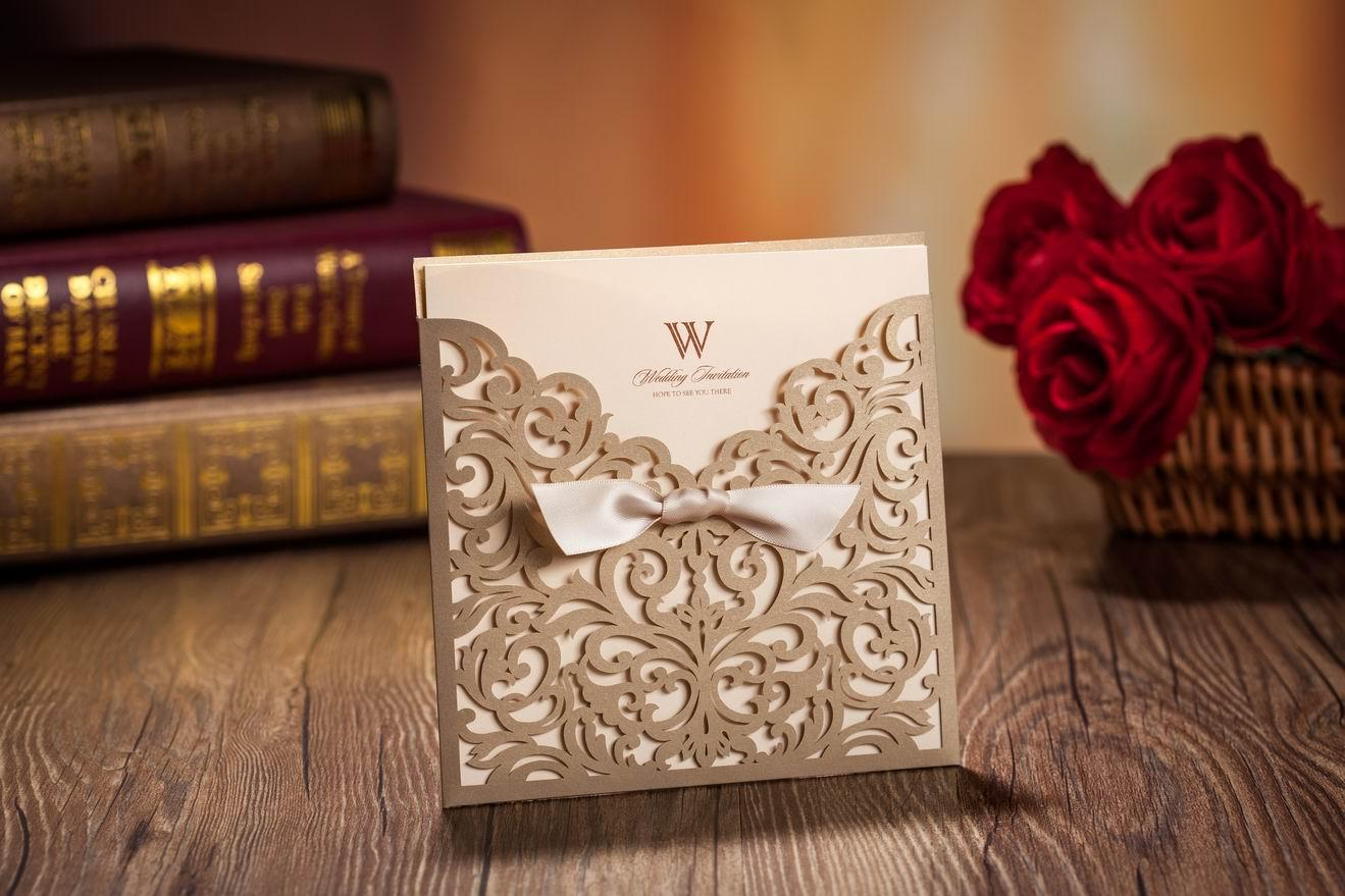 Some Steal Worthy Wedding Card Trends For Your Big Day